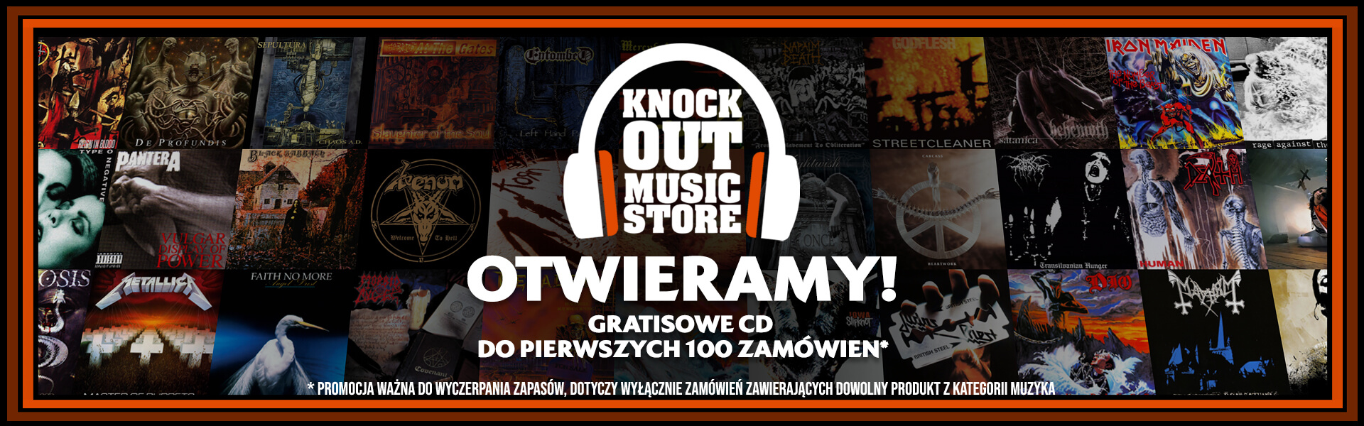 Knock Out Music Store